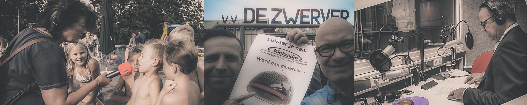 Adverteren op Klokradio