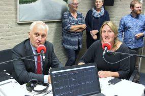 Burgemeester opent Studio Noord-Oost