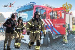 Brandweer Goudriaan-Ottoland