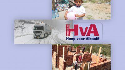 Hoop voor Albanië