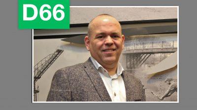 Ramon Pardo Kruidenier - D66