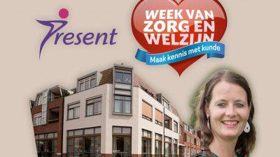Marjanne Verrips - Week van Zorg en Welzijn
