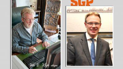 Jan W. Klijn en Peter Verheij