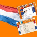 Wekkerradio - Oranjeverenigingen