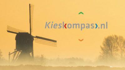Wekkerradio Kieskompas
