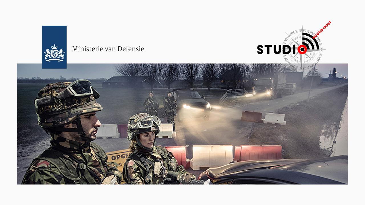 Donderdag 22/11 in Studio Noord-Oost