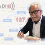 Voorzitter Arie Slob
